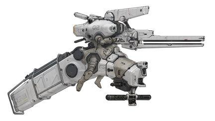 U.N. Space Navy Sniper Suit