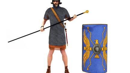 Ancient Rome Marine Optio 1st Century AD