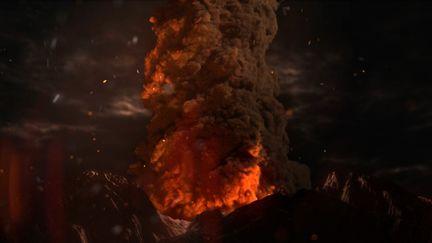 Helios Volcano