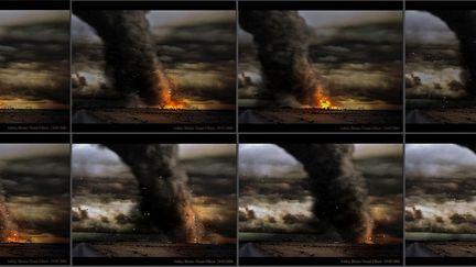 Tornado VFX