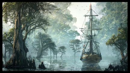 Assassin's Creed Black Flag - The Coast