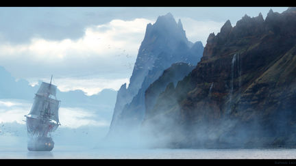 Assassin's Creed Black Flag - Lost Island