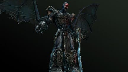 Dominance War V - 3D - Jorge Lescale - God of Darkness MAPS_WIP