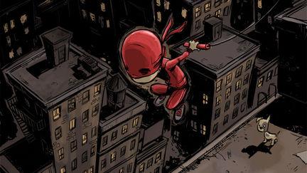 Daily Sketch - Daredevil