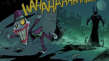 Daily Sketch - The Joker