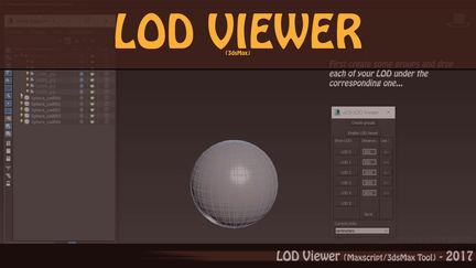 LOD Viewer