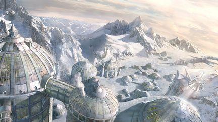 The Arctic Greenhouses