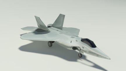 Raptor-F22 Profile front