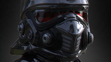 trooper helmet concept