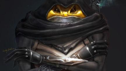 The frog ranger