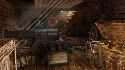 Pirates's Ship