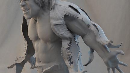 The Incredible Hulk - Lou Ferrigno