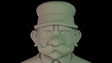 Mr. Pot