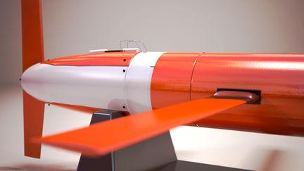 Autonomous Underwater Glider Model 2
