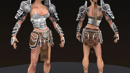 Roman Girl 2