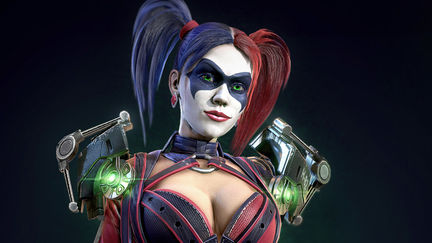 Harley Quinn / Lex Luthor