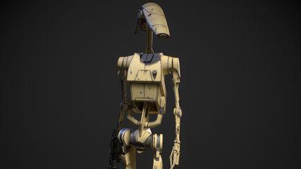 Battle Droid - StarWars