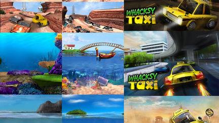 Few Game Designs