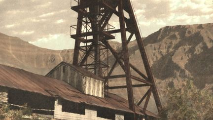 Morning at the Old Mine