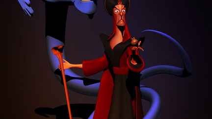 Jafar and Genie
