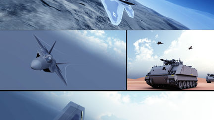 F-22 Close Air Support