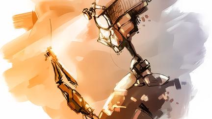 Robo Foreman Concept