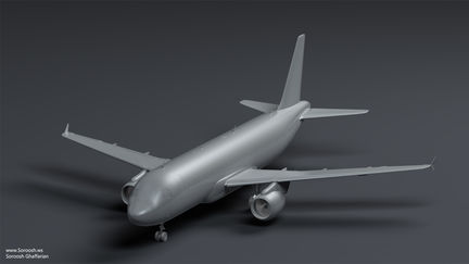 Airbus A320 Model