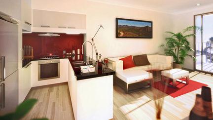Apartment Interior (part 2)