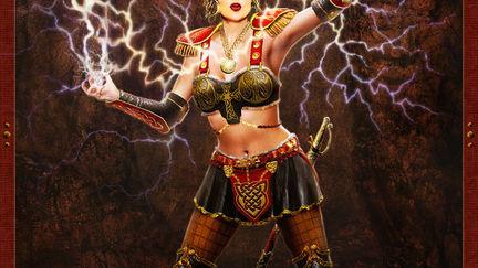 Lightning Witch
