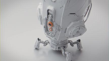 Images from Hard-surface Modeling in Blender