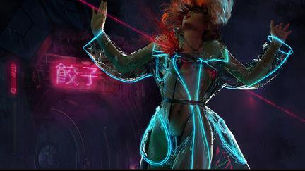 Zora from Blade Runner