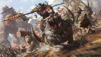 Rise of The Horde Sarnuk bloodsoul