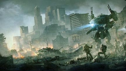 City Ruined