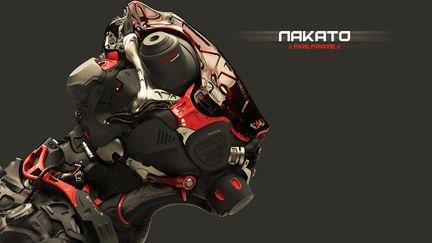 Nakato // Fire Frame
