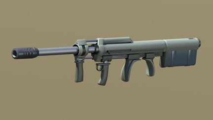 Shoulder Cannon