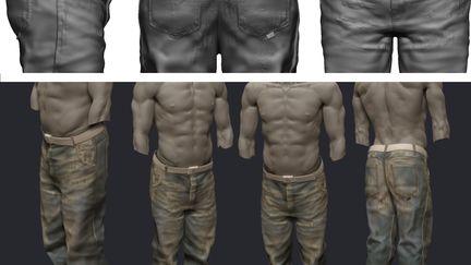 Ruger P Tackle - Models 03