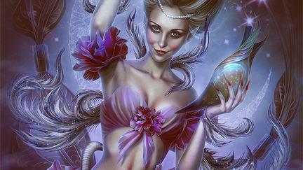 Lunar fragrance of dreams