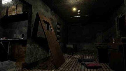 Derelict Apartment Room