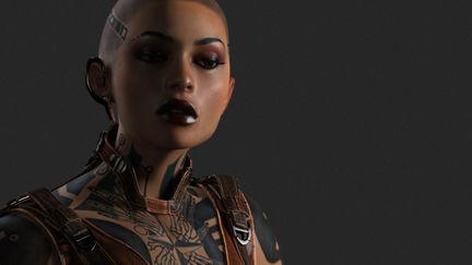 Subject Zero - Mass Effect 2