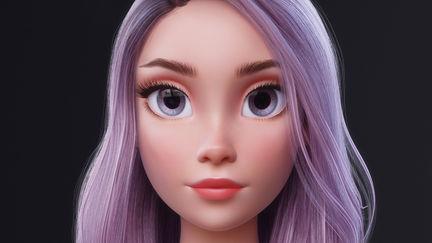 Blender Hair Tutorial