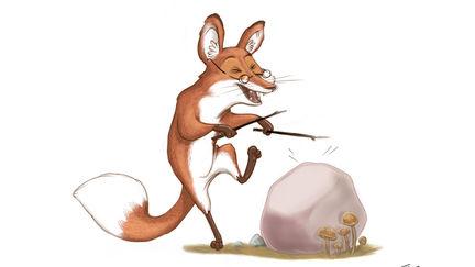 Groovy Mr. Fox