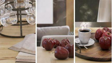 Coffee & Apple