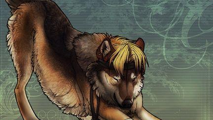 Mexican Wolf Rio