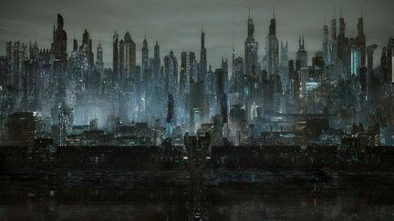 Born of Betrayal 'SciFi City'