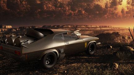 Mad Max Last V8