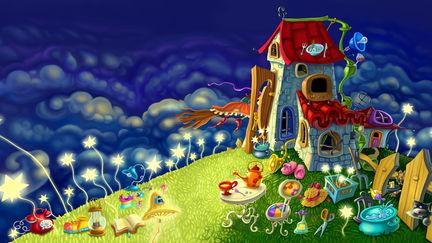 Witch's Yard