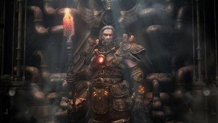 Odin's Final Battle