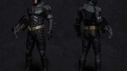The Dark Knight 2