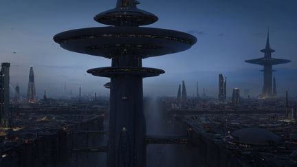 Kirkwood towers
