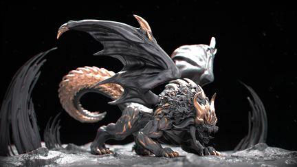 dragonBeast